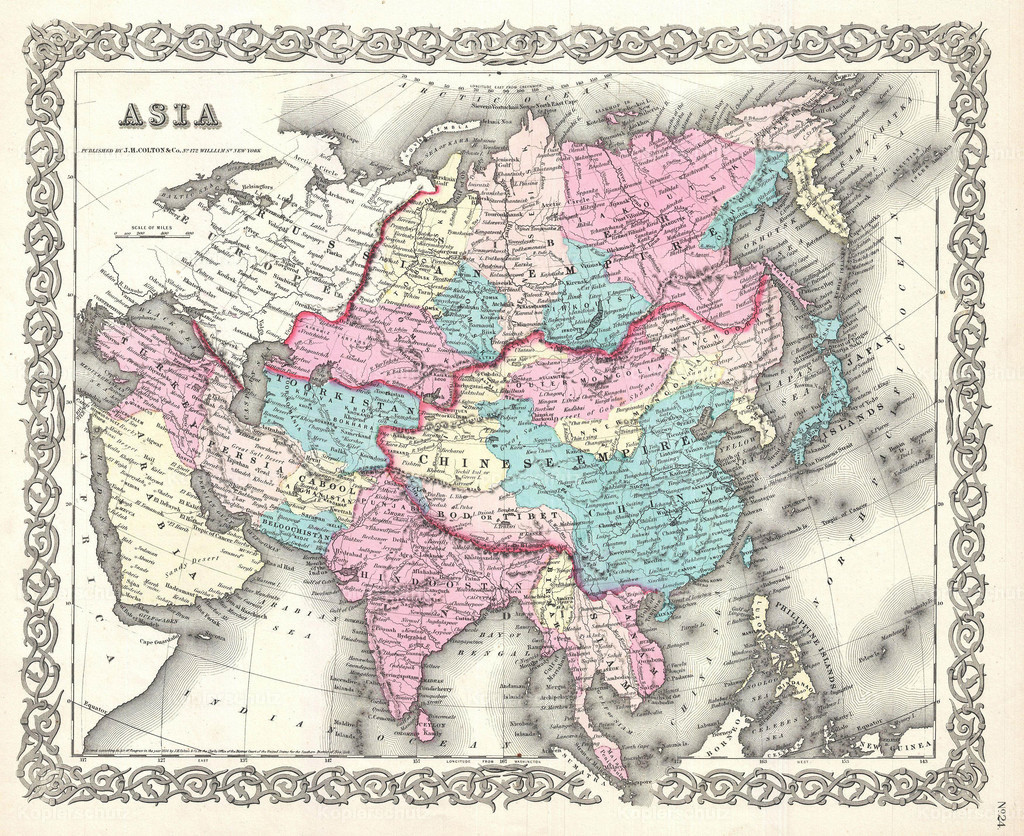 1855_Colton_Map_of_Asia