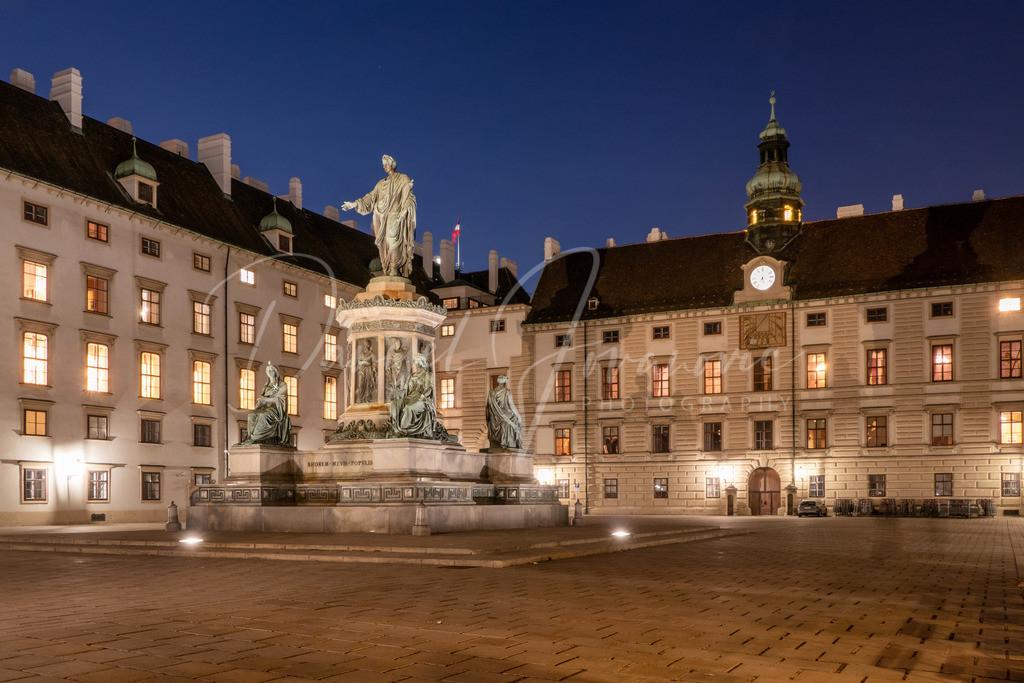 Wien | Denkmal Kaiser Franz I