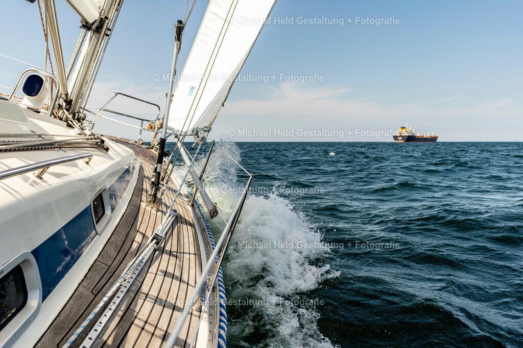 Ostseesegeln | Segeln auf der Kieler Förde