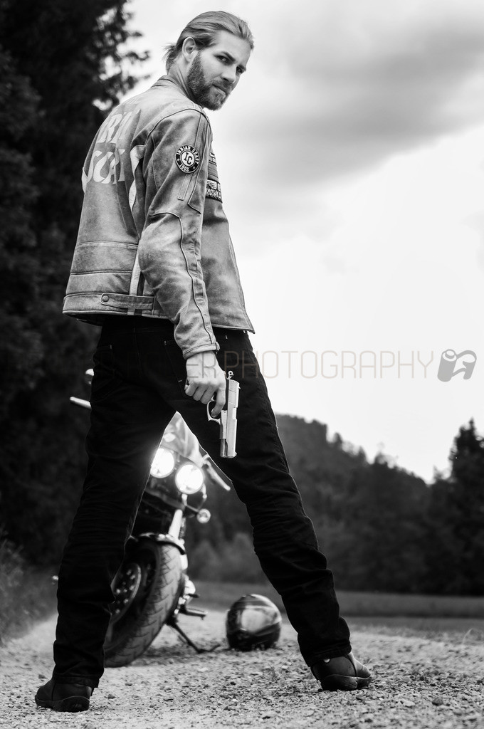End of the Way   Fotoshooting mit Dani