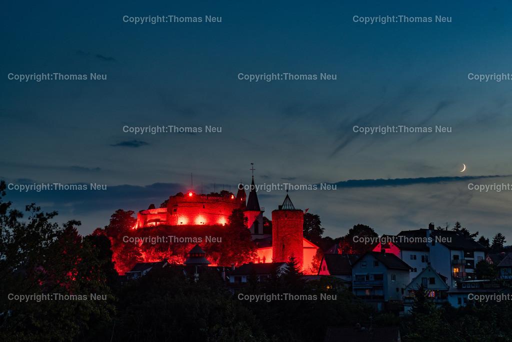 DSC_8495 | Lindenfels, Burgfest Startschuss mit Lampionumzug und Feuerwerk, ,, Bild: Thomas Neu