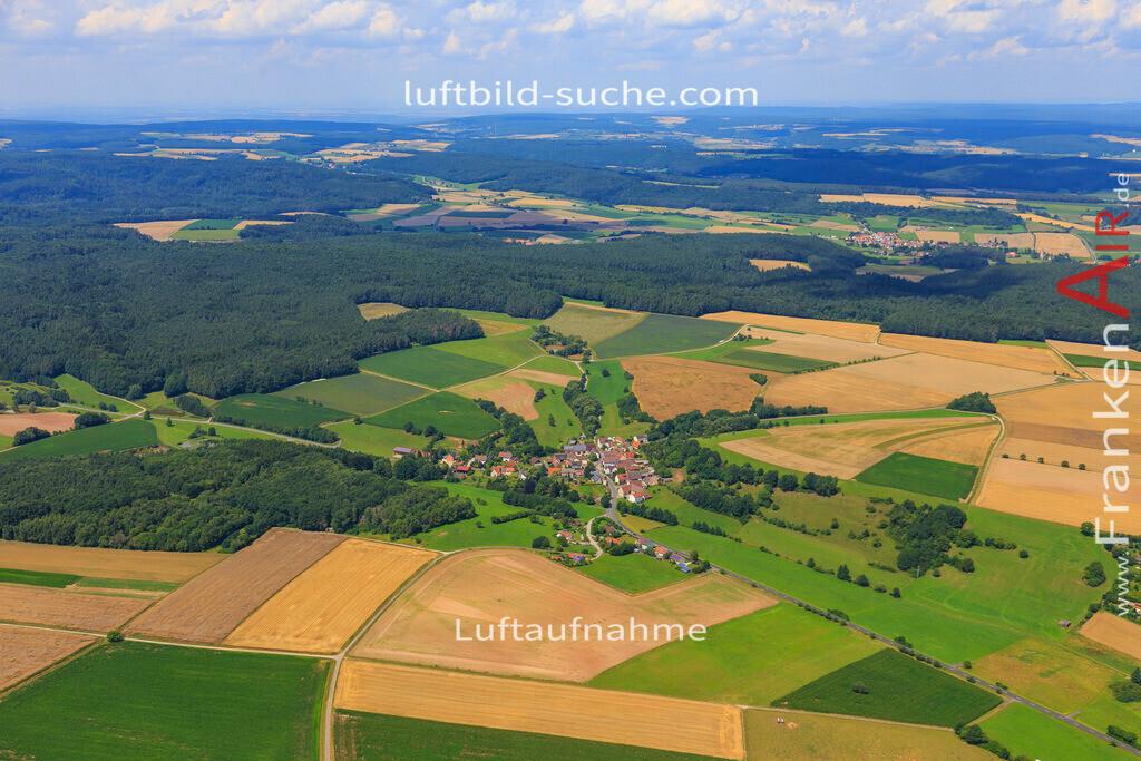 obertaschendorf-markt-taschendorf-17-4890 | Luftbild von Obertaschendorf Markt-taschendorf - Luftaufnahme wurde 2017 von https://frankenair.de mittels Flugzeug (keine Drohne) erstellt - die Geschenkidee