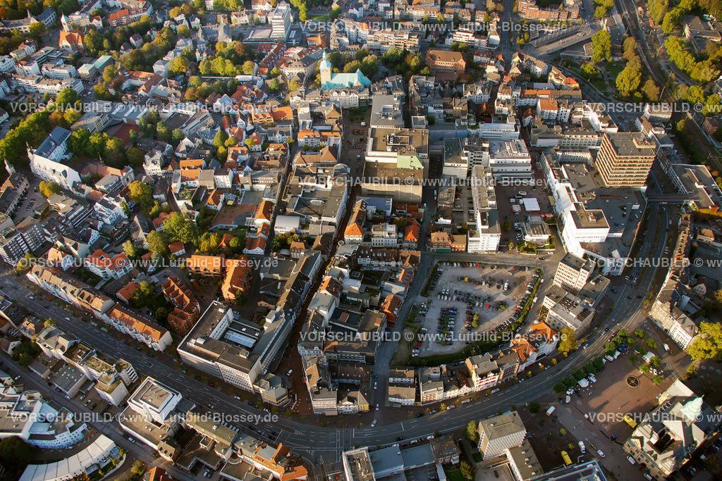 RE11101595 | Innenstadtring mit Loehrhof,  Recklinghausen, Ruhrgebiet, Nordrhein-Westfalen, Deutschland, Europa