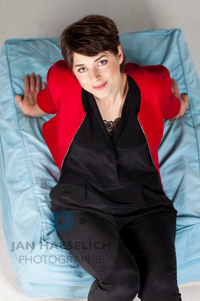 Katharina Nesytowa   Katharina Nesytowa beim Fototermin zur neuen Vorabendserie im ARD