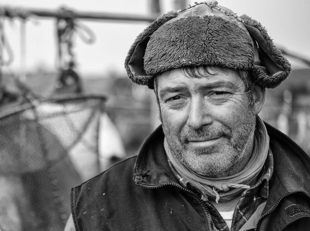 Jörn Ross © Holger Rüdel | Jörn Ross ist der Ältermann der Holmer Fischerzunft in der Stadt Schleswig.