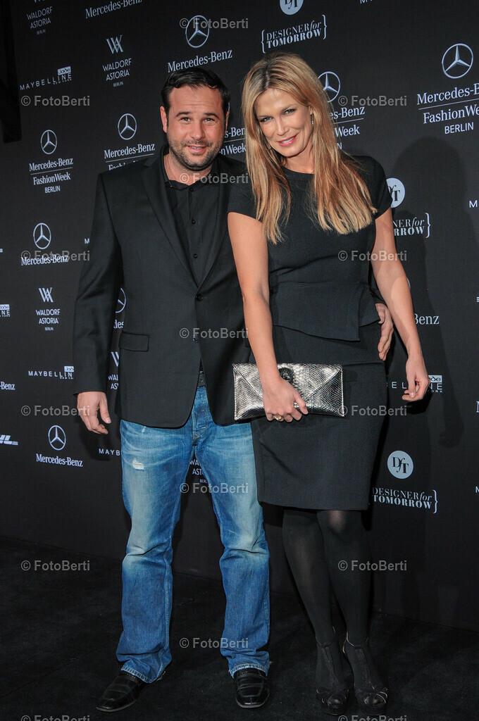 Fashionweek | Verena Wriedt und ihr Mann Thomas Schubert (†)