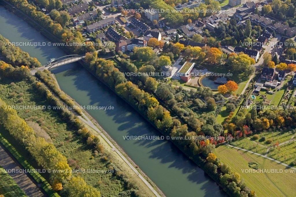 ES10103763 |  Oberhausen, Emscher 160 Kläranlage Läppkes Mühlenbach Ruhrgebiet, Nordrhein-Westfalen, Germany, Europa