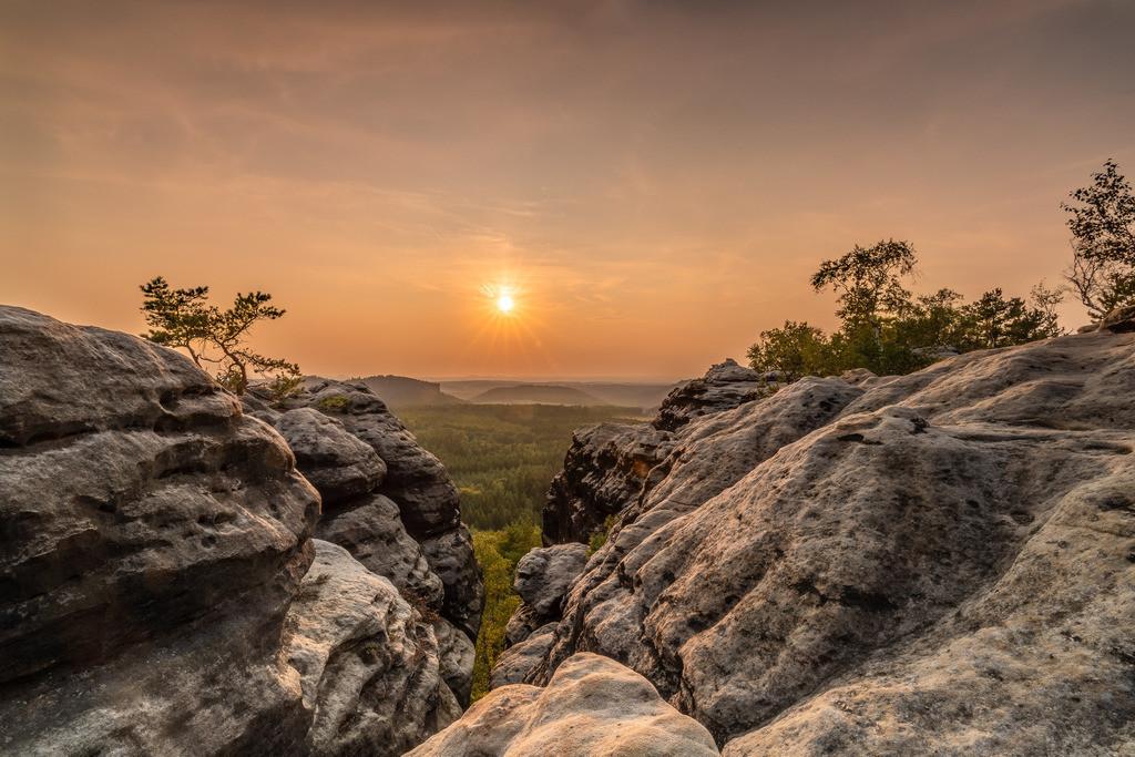Gohrisch Sunset 1