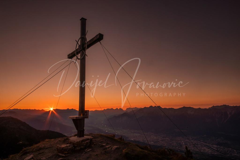 Viggarspitze | Sonnenuntergang auf der Viggarspitze