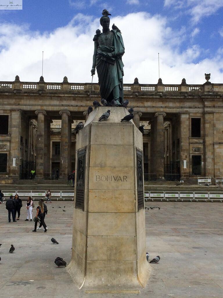 Columbia Bogota 47