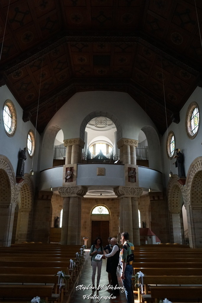 DSC04741 | Innenaufnahmen der kath. Pfarrkirche St.Sebstian in Rockenhausen