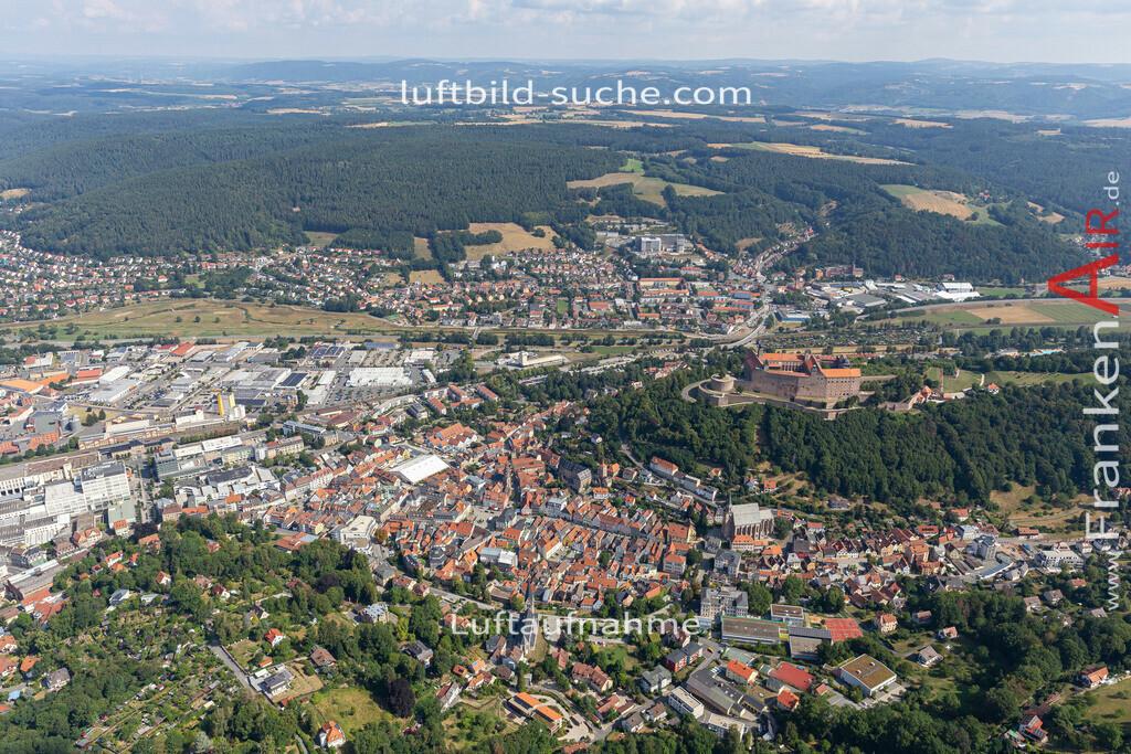 altstadt-kulmbach-19-675 | aktuelles Luftbild von Altstadt  Kulmbach - Luftaufnahme wurde 2019 von https://frankenair.de mittels Flugzeug (keine Drohne) erstellt.