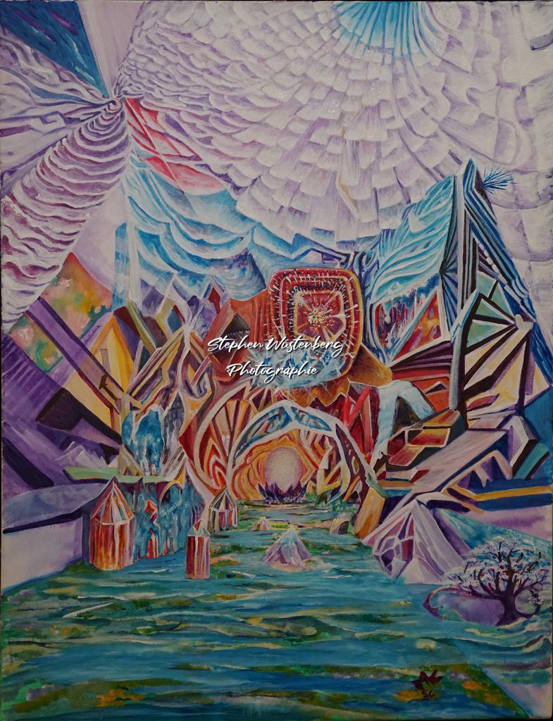Gingel-0035 Vorbestimmt | Roland Gingel Artwork @ Gravity Boulderhalle, Bad Kreuznach  Bilder dieser Galerie sind noch nicht im Verkauf. Wenn Sie Repros erwerben möchten, finden Sie diese in der Untergalerie