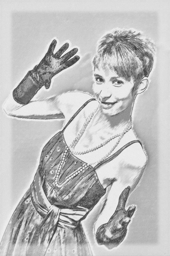 Handschuh Lady Bild 027