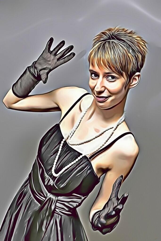 Handschuh Lady Bild 025