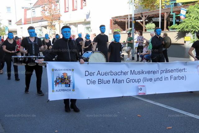 Auerbacher Kerb 2019_Musikverein