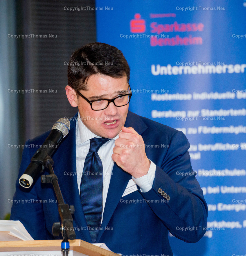 Wirtschaft_4_0-41 | ensheim,Sparkasse, Wirtschaftsregion 4.0, Boris Rhein, Hessisches Ministerium fuer Wissenschaft und Kunst, Bild: Thomas