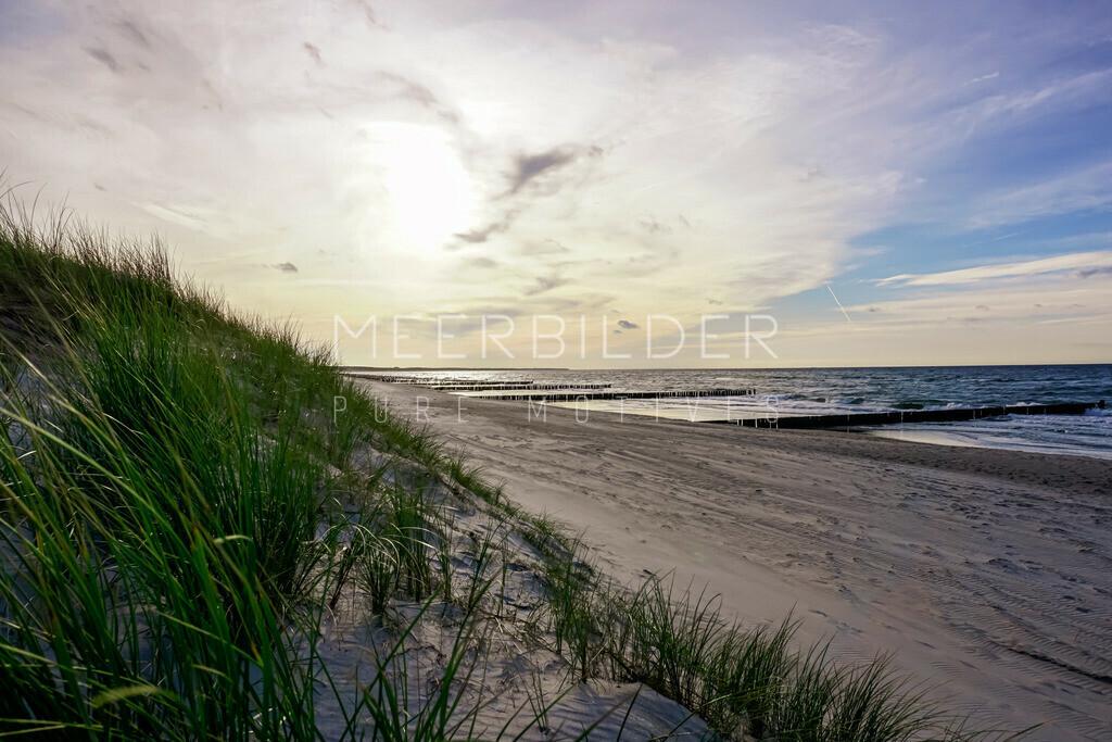 Meerbilder Ostsee: Fotoleinwand