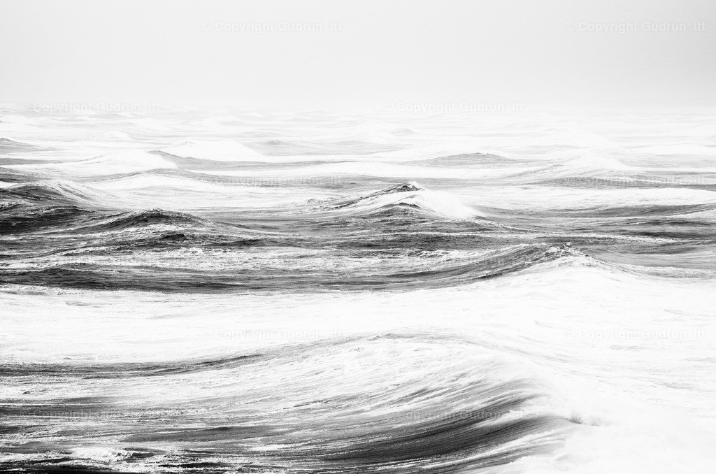 Wellen I | Landschaftsfotografie am Atlantik in der Bretagne