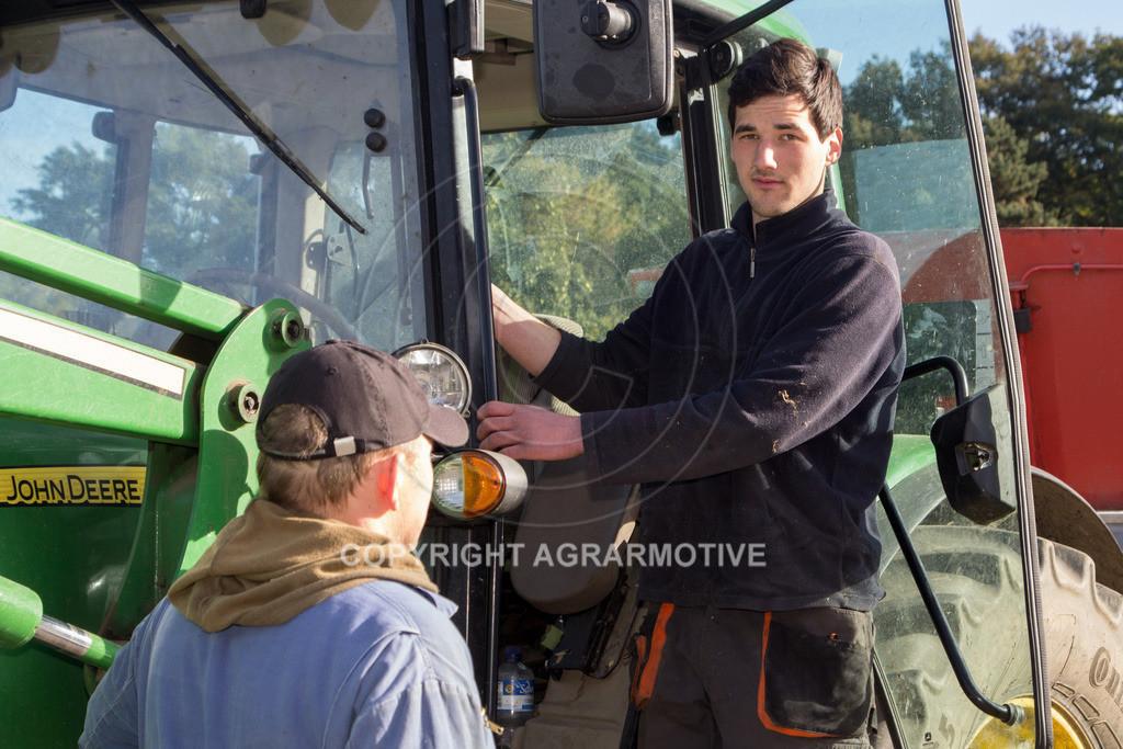 20131003-_MG_0608 | Auszubildender - AGRARFOTO Bilder aus der Landwirtschaft