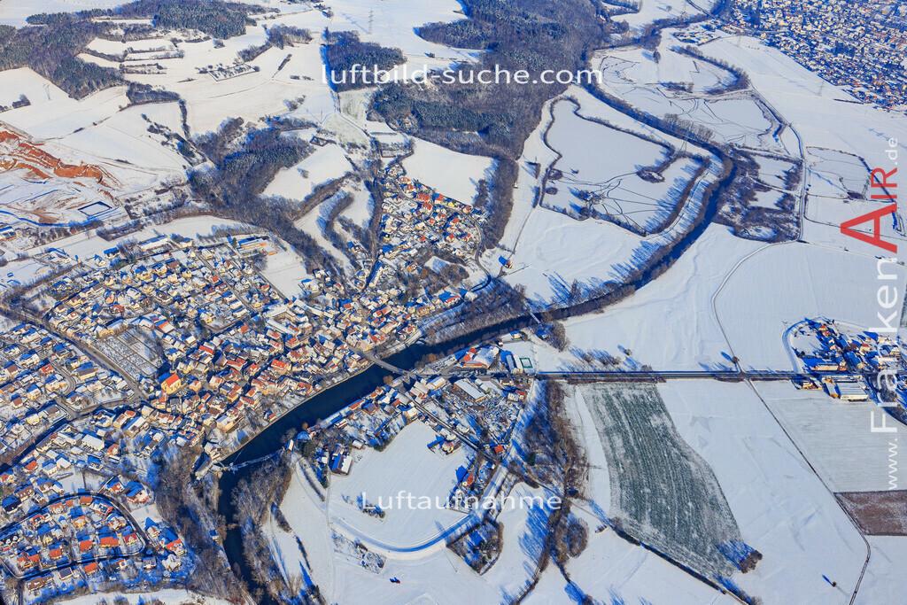 marktzeuln-2016-3097 | Luftbild von  Marktzeuln - Luftaufnahme wurde 2016 von https://frankenair.de mittels Flugzeug (keine Drohne) erstellt - die Geschenkidee