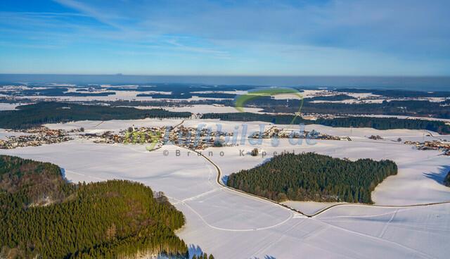 luftbild-nussdorf-chiemgau-bruno-kapeller-26   Luftaufnahme von Nußdorf im Chiemgau, Winter 2019. Das Dorf befindet sich ca.5 km vom Chiemsee entfernt, Landkreis Traunstein.