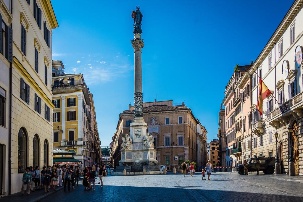 Colonna dell_Immacolata-Rom-1