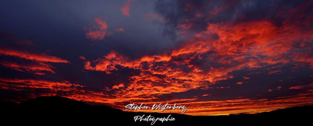Sunset_Fireclouds_Potzbach_DSC09660 - DSC09661_TonwertDarker
