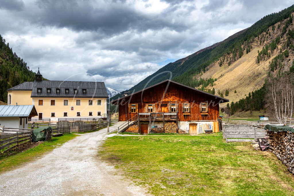 Lüsens | Alpengasthof Lüsens