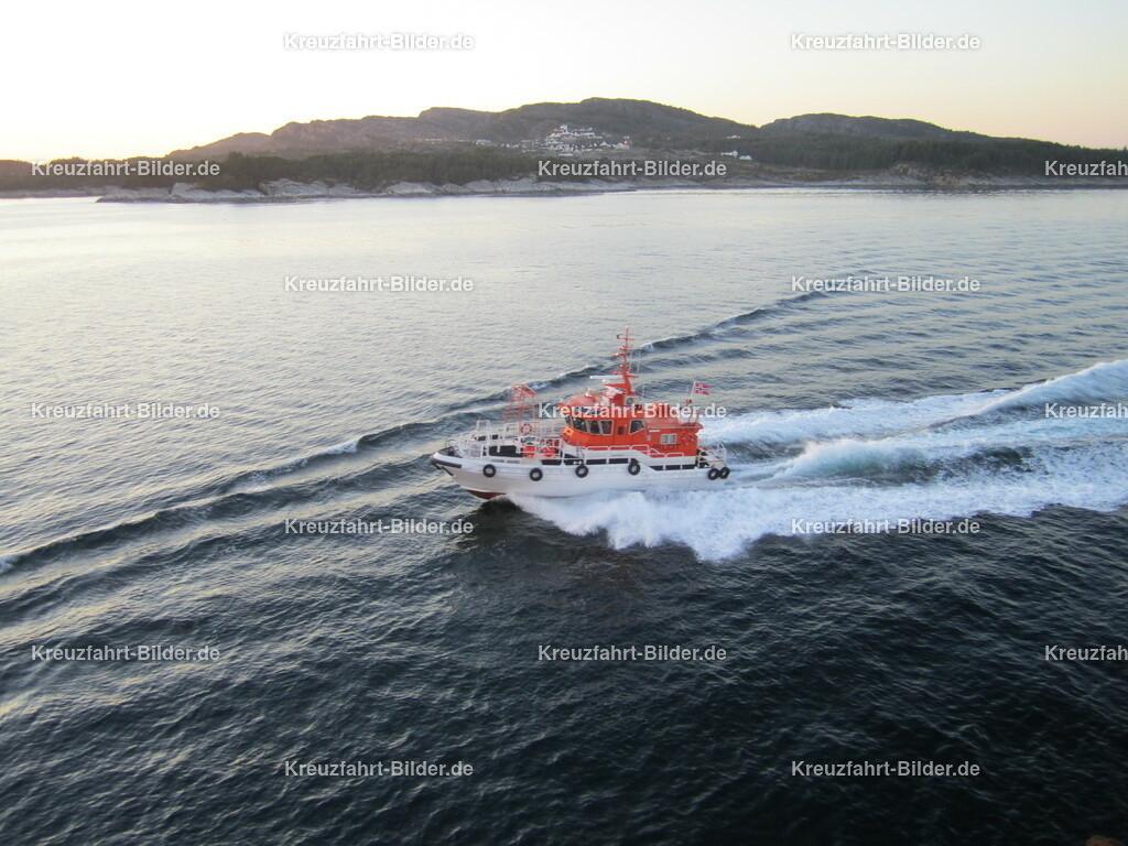 Lotsenboot vor Bergen | Lotsenboot vor Bergen