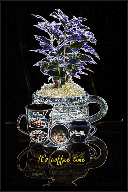 Kaffezeit - It is coffee time