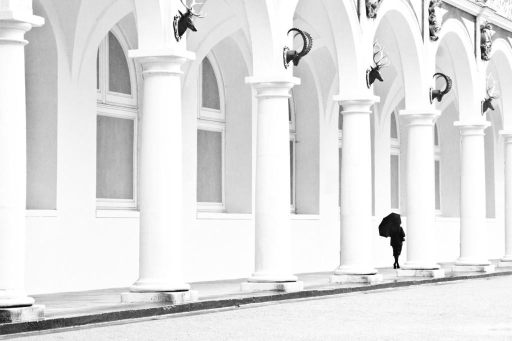 Dresden im Stallhof | Aus der Serie