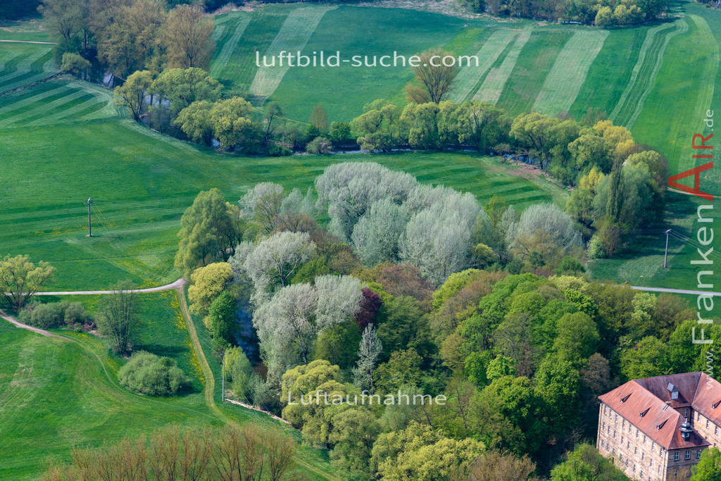 steinenhausen-kulmbach-18-245 | aktuelles Luftbild von Steinenhausen Kulmbach - Luftaufnahme wurde 2018 von https://frankenair.de mittels Flugzeug (keine Drohne) erstellt.