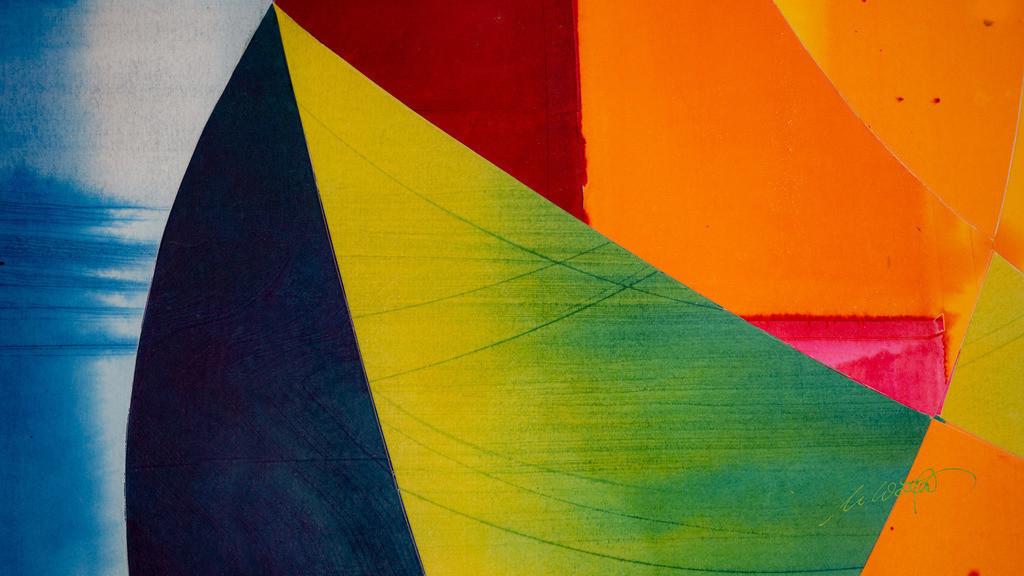 3_Farbeninstrumental_4259 | Instrumentalmusik mit den Augen hören ... Holzbeizen - Phantasie auf Papier.  (Teile der Originale von der Serie