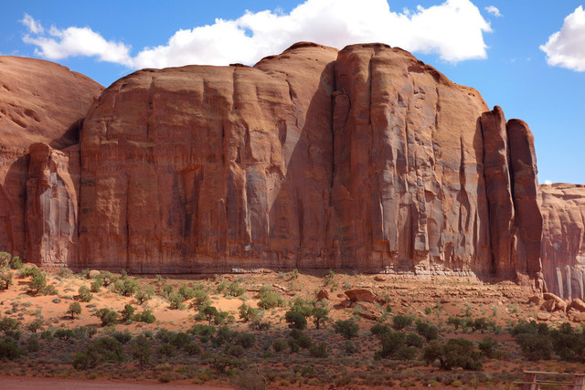 Arizona Monument Valley | USA, Arizona, 07.08.2012, Monument Valley© 2012 Christoph Hermann, Bild-Kunst Urheber 707707