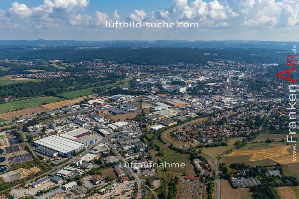 goldenes-feld-kulmbach-19-664   aktuelles Luftbild von Goldenes-feld  Kulmbach - Luftaufnahme wurde 2019 von https://frankenair.de mittels Flugzeug (keine Drohne) erstellt.