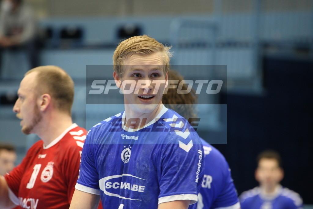 VFL Gummersbach - VFL Lübeck Schwartau | Ellidi Vidarsson - © by Sportfoto-Sale.de