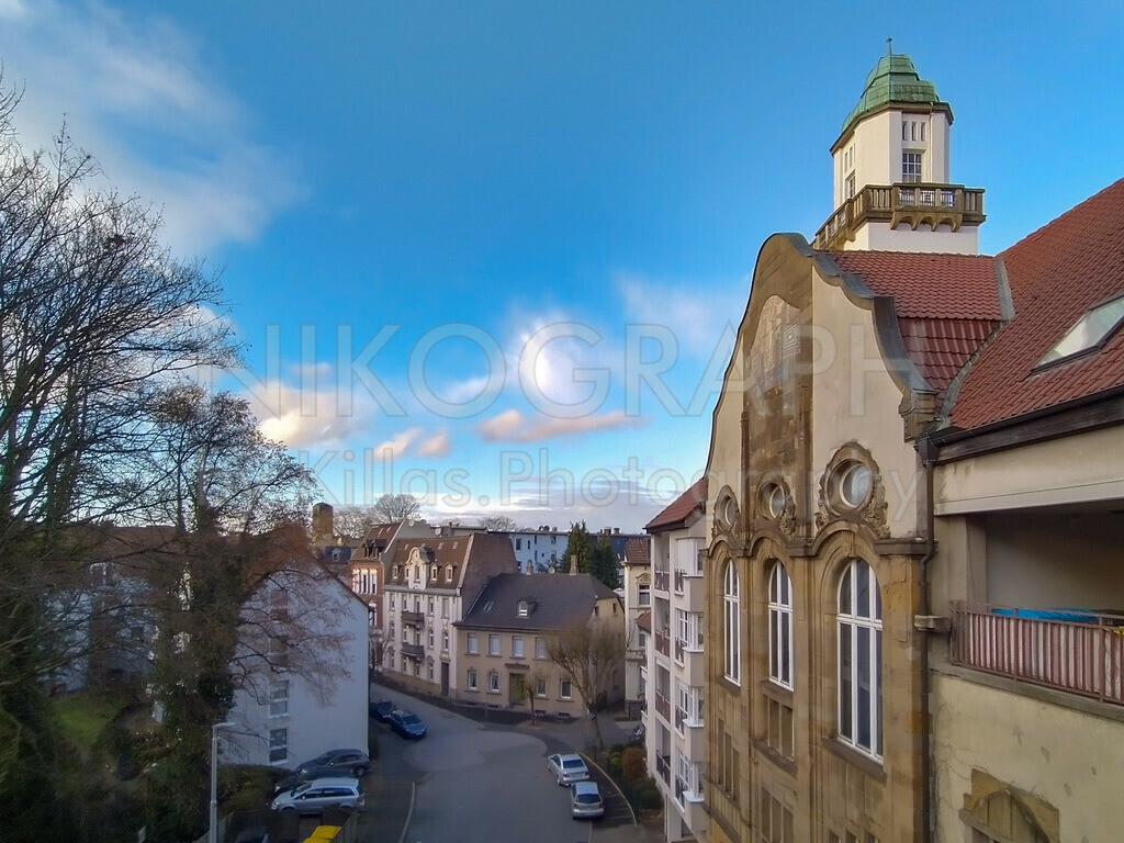 Altes Stadtbad Iserlohn | Die Fassade des alten Stadtbades in Iserlohn