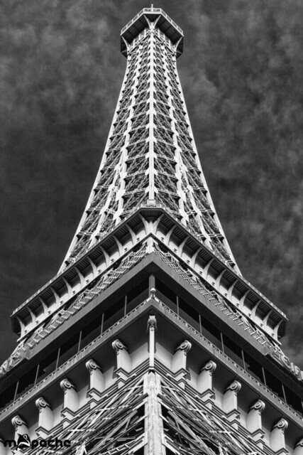 Paris in Vegas | The Eifel Tower of Paris Paris.