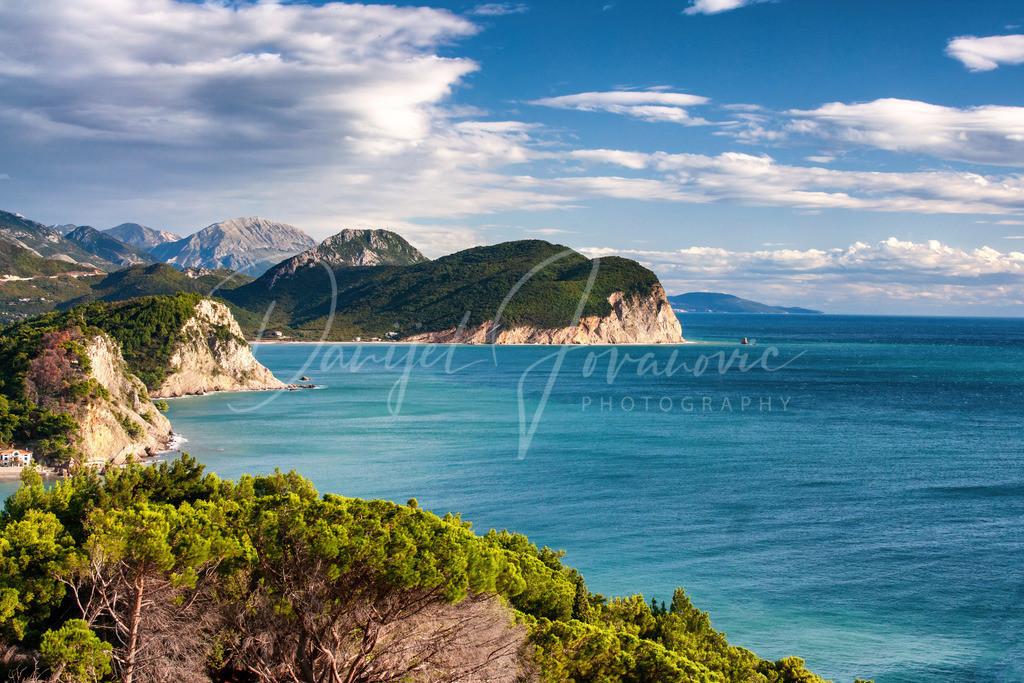 Die Budvanska Rivijera | Wunderschöne Adria an der Montenegrinischen Küste