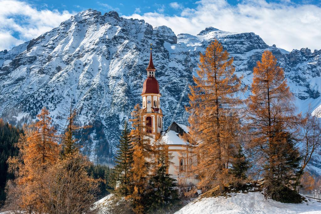 Obernberg | Die schöne Kirche von Obernberg am Brenner