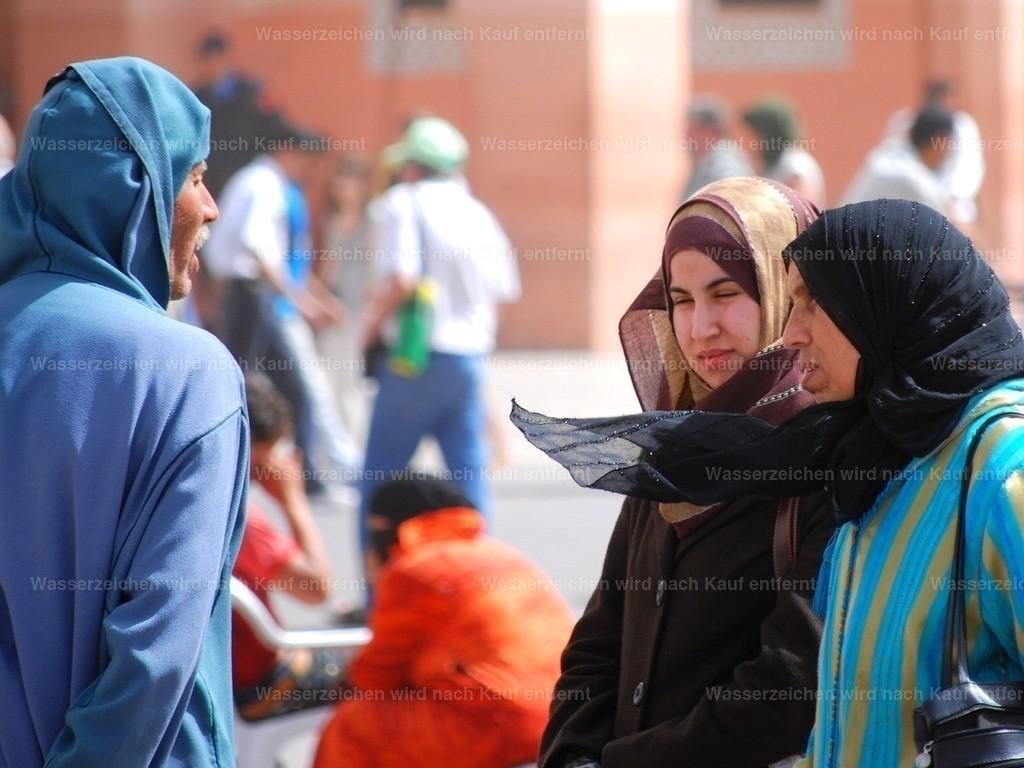 Marokkos Einwohner | Marokkos Einwohner