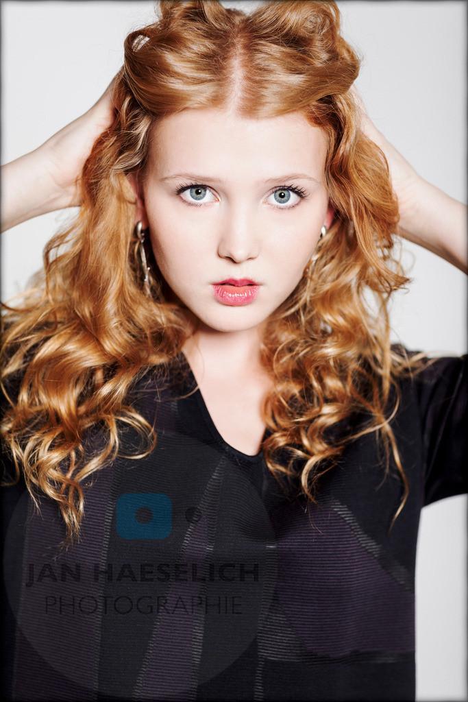 Isolda Dychauk | Isolda Dychauk beim Fototermin in Hamburg zur 7. Staffel