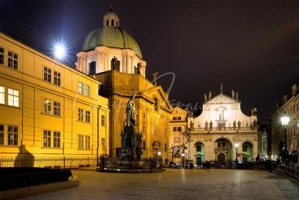 Prag | Nachts in Prag