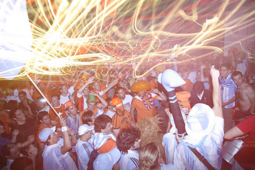 WM-Feiern