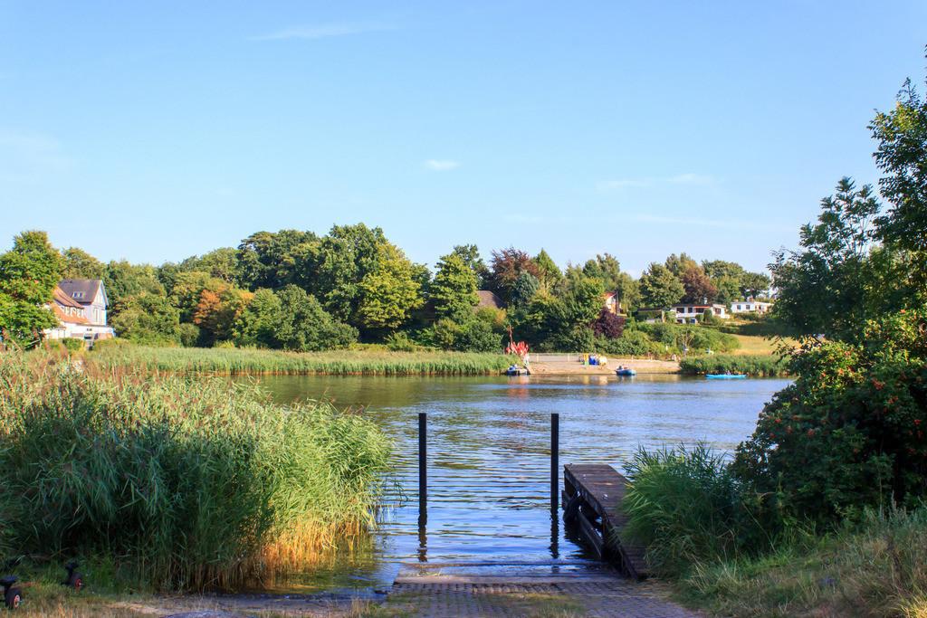 Brodersby an der Schlei | Brodersby im Sommer