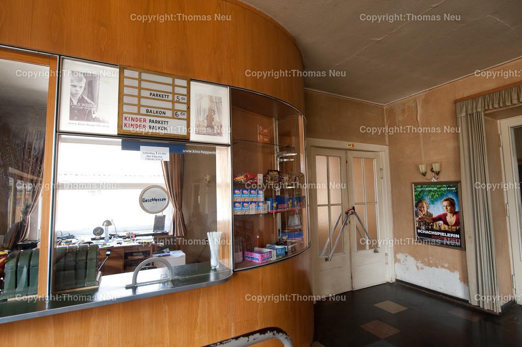 _DSC1819 | ,bre,bhe, Saalbau Kino Heppenheim, eventuell für Corona Berichterstattung, Archivbilder , Bild:Thomas Neu