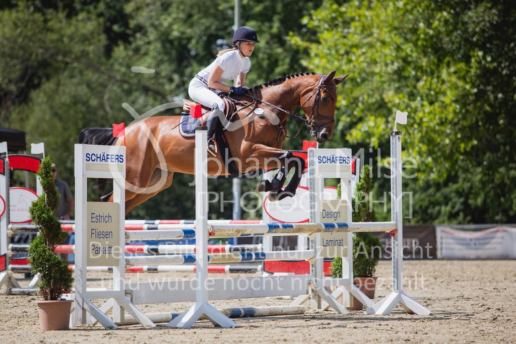 200819_Delbrück_Sprpf-A_2_1-236 | Delbrück Masters 2020 Springpferdeprüfung Kl. A** 4-6jährige Pferde