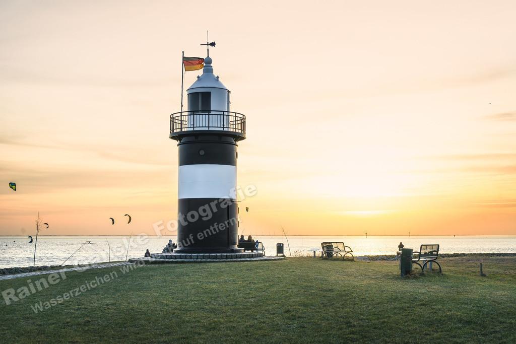 20210220-Leuchtturm Kleiner Preuße Wremen _ 20 Februar 2021 5