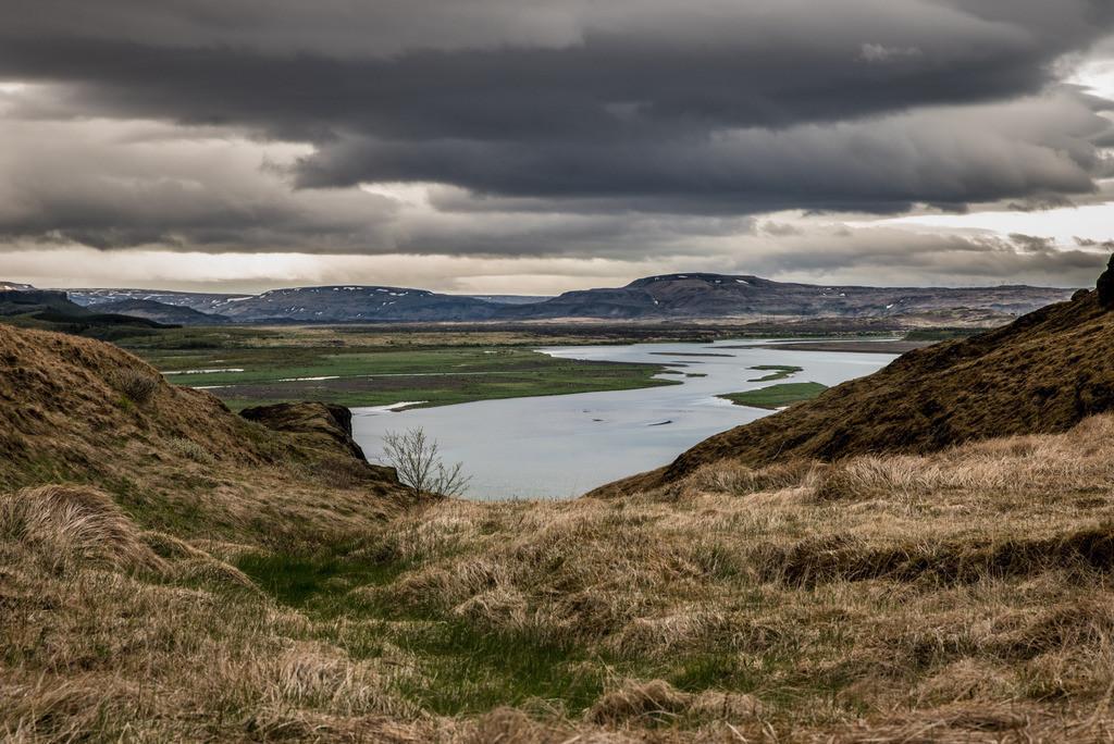 Fluss im Hochland1